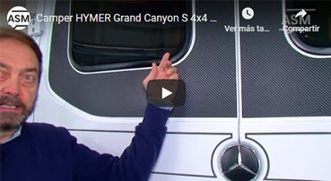 HYMER Grand Canyon S 4x4