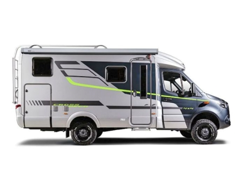 HYMER MLT 570 CROSSOVER 4x4